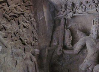 Rock Cut Cave at Elephanta