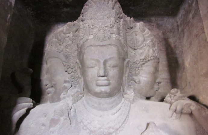 Mahesvara – The central image