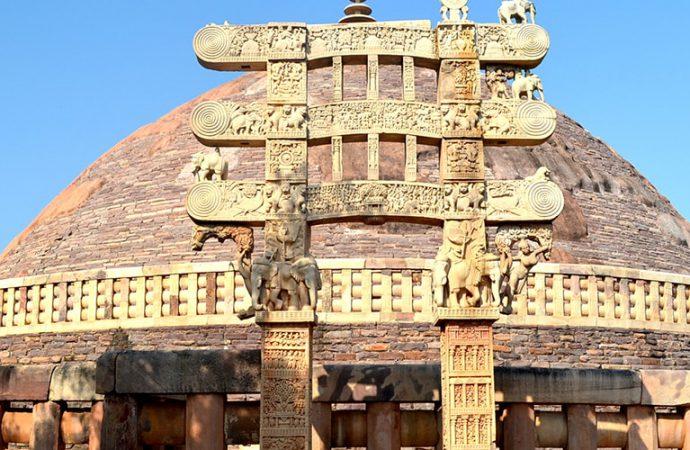 Symbolism of a Stupa
